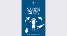 saving crazy book cover